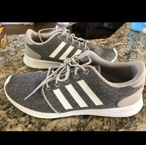 1ddf9eb6179 Adidas Sneakers.  20  40. Addias Grey 6.5